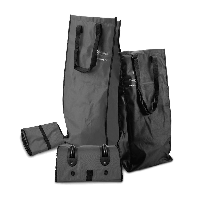 protenrop protenrop one einkaufstasche mit rollen 38 liter ebay. Black Bedroom Furniture Sets. Home Design Ideas